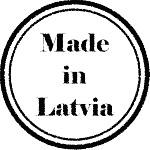 Сделано в Латвии