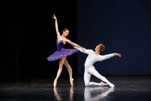 В таллине открыли звезды балета