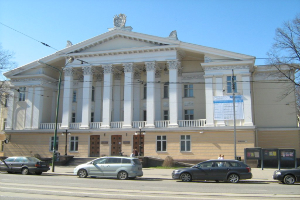 в Центре русской культуры