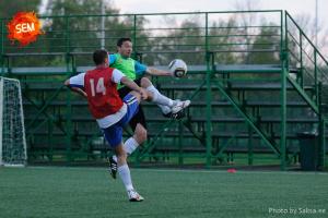 Таллинская Грандлига приглашает футболистов-любителей принять участие в розыгрыше Кубка