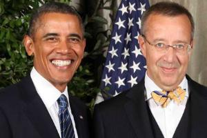 Реплика: Американский президент работает для народа, а эстонский?