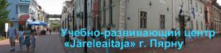 Учебно-развивающий центр «JÄRELEAITAJA» - некоммерческое образовательное лицензированное учреждение