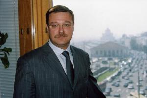 К.Косачев