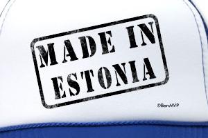 сделано в эстониии