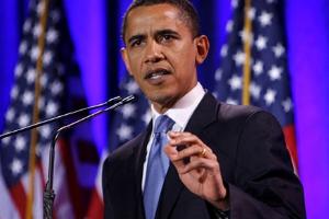 Б.Обама