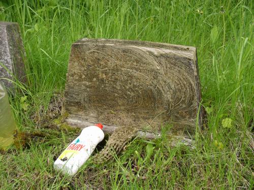 чистка памятника