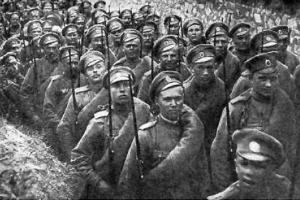 участники Первой мировой войны