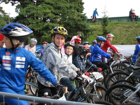 велосипедные соревнования