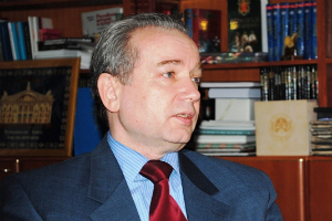 Юрий Тимофеевич Поляков