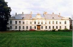 Мыза Харку. К сожалению, здание периода подписания капитуляции Ревеля 1710 года не сохранилось, этот дом выстроен в 1725 году.