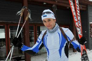 Эстонский биатлонист-олимпиец ушел из спорта на стройку: Где еще нужны такие, как мы