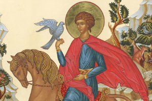Православные верующие отмечают 14 февраля День святого мученика Трифона
