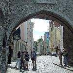 612000 иностранных туристов гостили в Эстонии. Tallinn, the capital of the Republic of Estonia