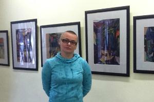 открылась выставка известного петербургского дизайнера Наташи Ван Будман