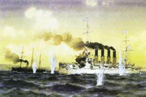 9 февраля - день подвига и гибели крейсера «Варяг».